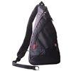 Рюкзак Wenger с одним плечевым ремнем, черный/серый, 25x15x45 см, 17 л