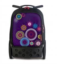 Рюкзак на колесах Nikidom Roller Mandala 9011
