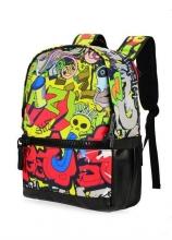 Рюкзак молодежный BISTAR Graffiti-30179