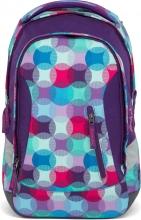 Рюкзак школьный ERGOBAG  Satch Sleek Hurly Pearly SAT-SLE-001-9C0
