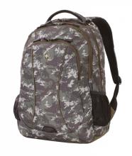Рюкзак WENGER полиэстер цвет зеленый камуфляж 50626