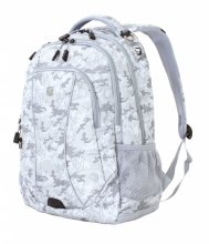 Рюкзак WENGER полиэстер 900D цвет серый камуфляж 50627