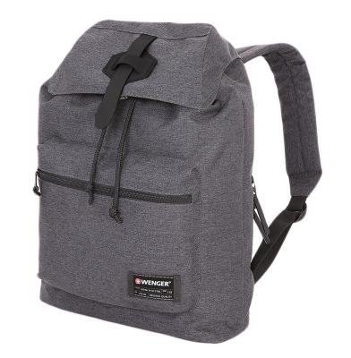Рюкзак городской WENGER 13 цвет серый 51903