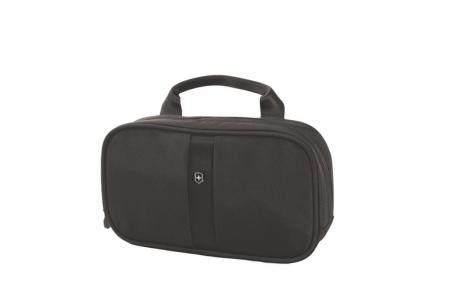 Несессер VICTORINOX Lifestyle Accessories 4.0 Overmight Essentials Kit цвет черный 51653
