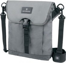 Сумка наплечная VICTORINOX Altmont™ 3.0 Flapover Bag цвет серый 51630