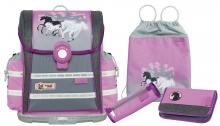 Школьный рюкзак  McNeill ERGO Light 912S  9620171000 Spirit- Настроение 4 предмета