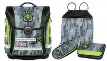 Школьный рюкзак McNeill  ERGO Light COMPACT-Flex  Free - Независимый 4 предмета 9613179000