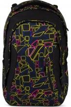 Рюкзак школьный ERGOBAG  Satch Sleek Disco Frisco с анатомической спинкой SAT-SLE-001-9K5