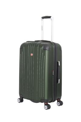 Чемодан WENGER Ridge цвет зеленый АБС-пластик 52780