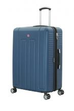 Чемодан WENGER Vaud цвет синий АБС-пластик 53962