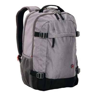 Рюкзак для ноутбука 16'' WENGER цвет серый полиэстер 54201