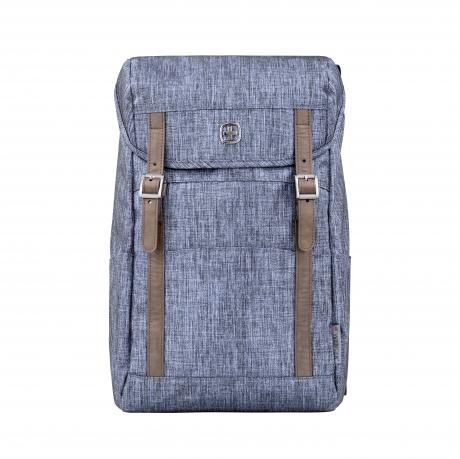 Рюкзак WENGER 16'' цвет синий полиэстер 54701