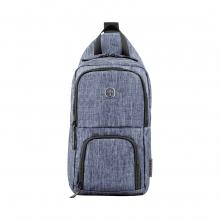 Рюкзак WENGER с одним плечевым ремнем цвет синий полиэстер 54705