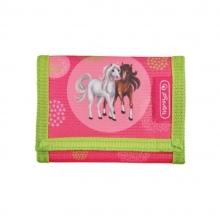 Кошелек Herlitz SPRING HORSES 50014644/4