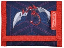 Кошелек Herlitz Red Robo Dragon 50014651/2