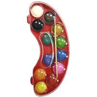 Краски акварельные Magtaller AKVARELLI PROFI , 12цветов