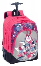 Рюкзак на колесах Bodypack Tropic