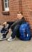 Рюкзак школьный ERGOBAG Satch Pack  Blazing Purpler SAT-SIN-001-9R7