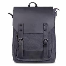 Рюкзак/сумка GINGER BIRD ГРАСС 16 чёрный