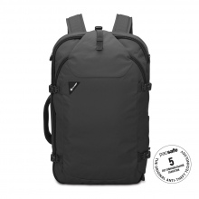 Рюкзак в ручную кладь антивор Pacsafe Venturesafe EXP45, черный, 45 л. 60321100