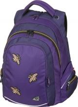 Рюкзак Walker Fame Bee Violet, 32x44x24 см