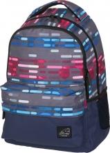 Рюкзак Walker Chap Classic Lines Blue Pink, 32x45x23 см