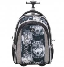 Рюкзак на колесах Belmil 338-45/745 WOLVES GREY
