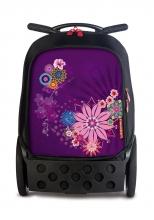 Рюкзак на колесах Nikidom Roller Bloom 9023
