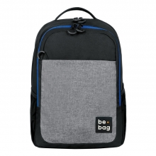 Рюкзак Herlitz Be.bag be.clever grey melange 24800020