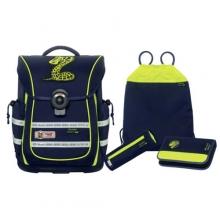 Школьный рюкзак McNeill ERGO Light PURE Snake - Змея 4 предмета 9628189000.