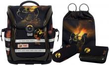 Школьный рюкзак McNeill ERGO Light PURE Drake Exklusive-Line - Дракон 4 предмета 9628180000.