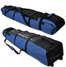 Чехол на колёсах для сноубордов и горных лыж Course 145-180 см гл053.180дсин Дуэт синий