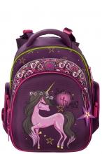 Школьный ранец с мешком для обуви Hummingbird Unicorn TK71