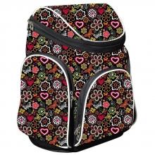 Ранец школьный MagTaller Boxi Flowers 20616-18 без наполнения.
