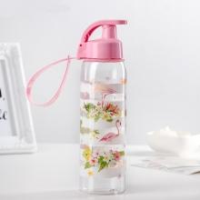 Бутылочка для воды Фламинго 500 мл 9794.