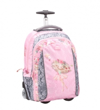 Рюкзак на колесах Belmil EASY GO 338-45/03 BALLERINA - Балерина.