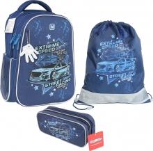 Рюкзак MagTaller Be-Cool Extreme Speed 41019-36 с наполнением 3 предмета.